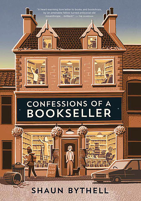 Confessions of a Bookseller, Shaun Bythell