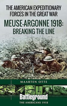 American Expeditionary Forces in the Great War, Maarten Otte