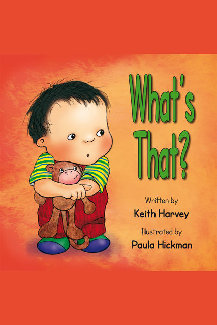 What's That?, Keith Harvey
