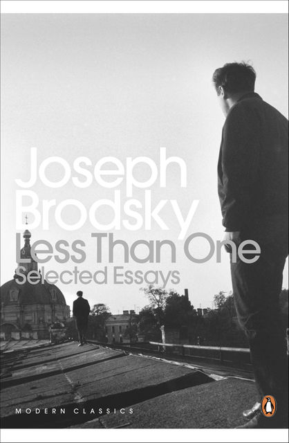 Less Than One, Joseph Brodsky