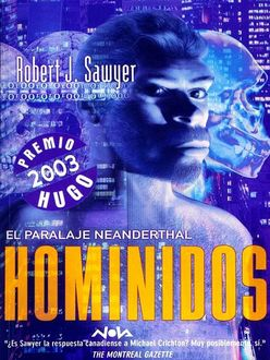 Homínidos, Robert Sawyer