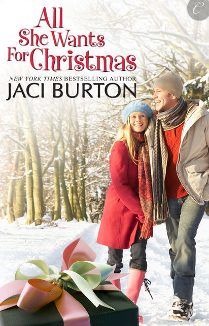 All She Wants For Christmas, Jaci Burton