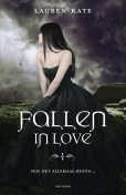Fallen in love, Lauren Kate
