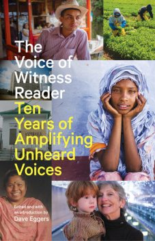 The Voice of Witness Reader, Dave Eggers