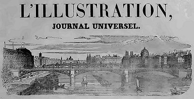 L'Illustration, No. 0010, 6 Mai 1843, Various