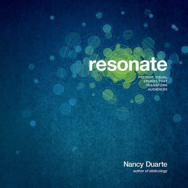 Resonate, Nancy Duarte