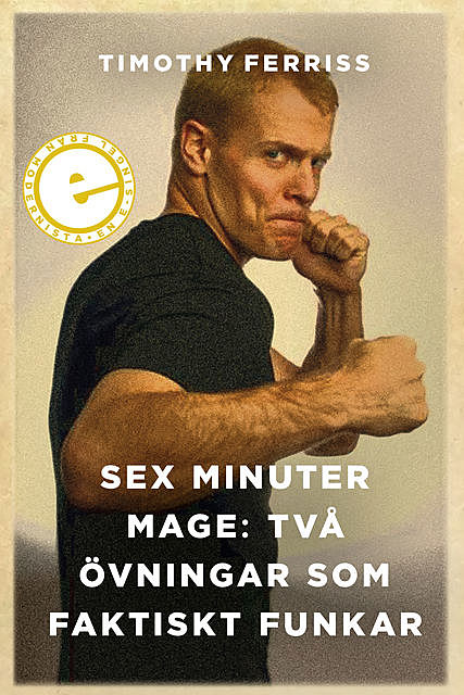 Sex minuter mage, Timothy Ferriss