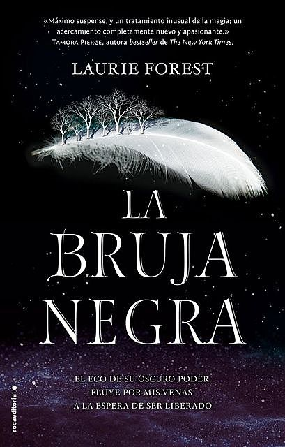 La bruja negra, Laurie Forest
