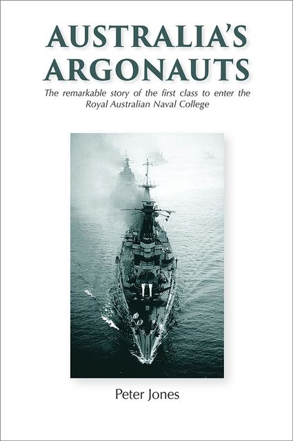 Australia's Argonauts, Peter Jones