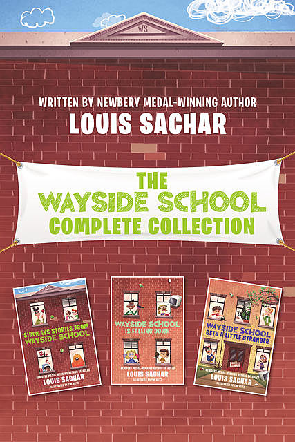 Wayside School Complete Collection, Louis Sachar