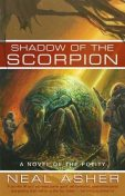 Shadow of the Scorpion, Neal Asher