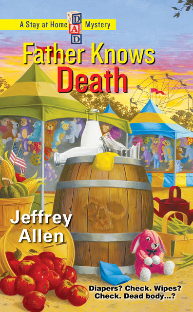Father Knows Death, Jeffrey Allen