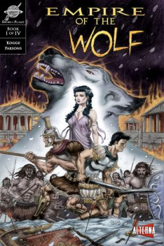 Empire of the Wolf #1, Michael Kogge
