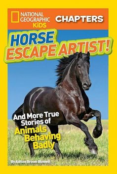 National Geographic Kids Chapters: Horse Escape Artist, National Geographic Kids, Ashlee Brown Blewett