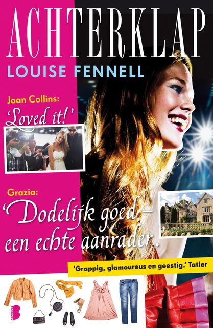 Vallende ster, Louise Fennell