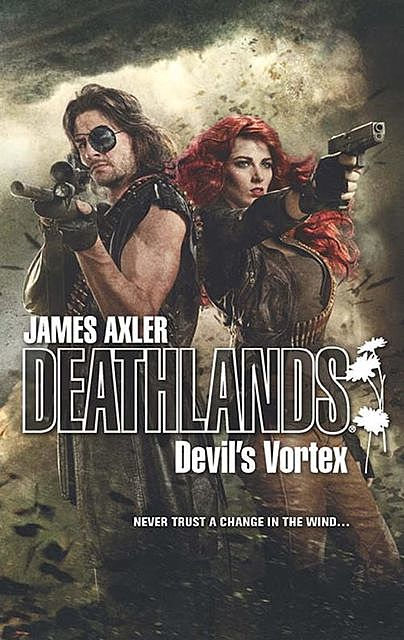 Devil's Vortex, James Axler
