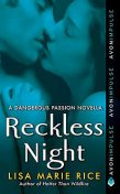 Reckless Night, Lisa Marie Rice