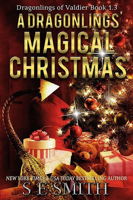 A Dragonling's Magical Christmas, S.E.Smith