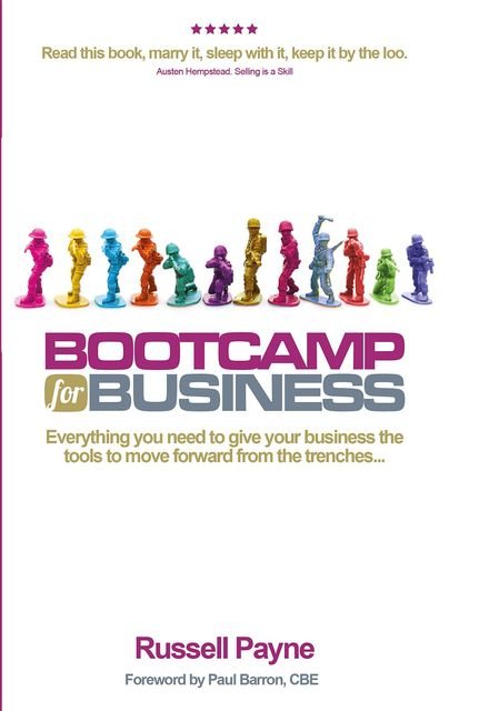 Bootcamp For Business, Russell Payne