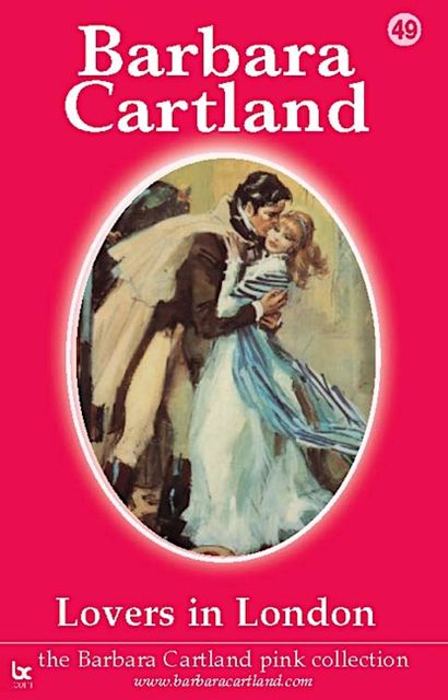 Lovers in London, Barbara Cartland