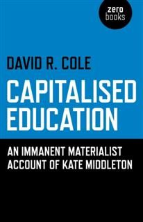 Capitalised Education, David Cole
