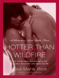 Hotter Than Wildfire, Lisa Marie Rice