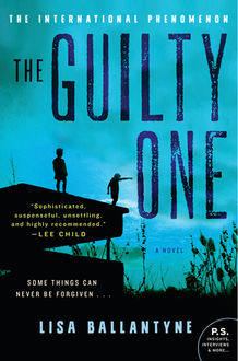 The Guilty One, Lisa Ballantyne