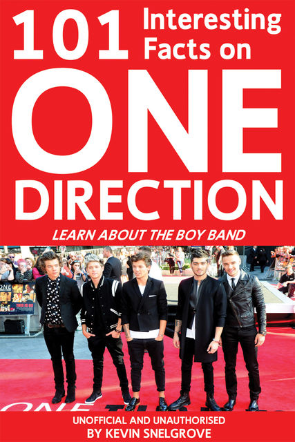 101 Interesting Facts on One Direction, Kevin Snelgrove
