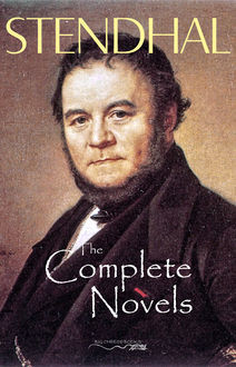 Stendhal: The Complete Novels and Novellas (Book House), Stendhal, Book House