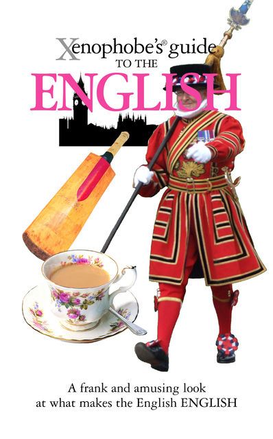 The Xenophobe's Guide to the English, Antony Miall, David Milsted