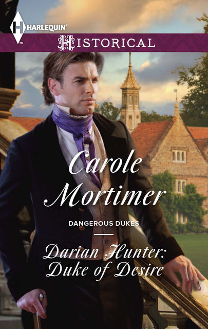 Darian Hunter: Duke of Desire, Carole Mortimer