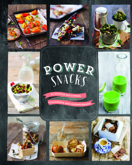 Power snacks, Veronica Gottfridson