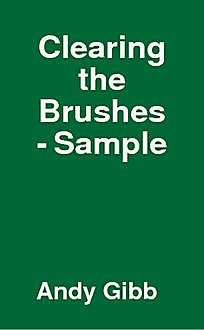 Clearing the Brushes – Sample, Andy Gibb