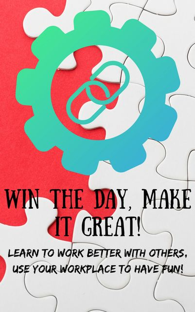 Win The Day, Make It Great, Nicholas Pavone