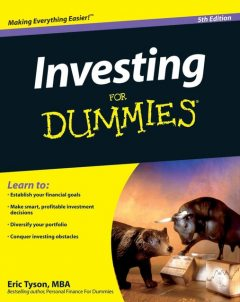 Investing For Dummies, Eric Tyson