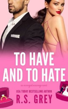 To Have and to Hate, R.S. Grey