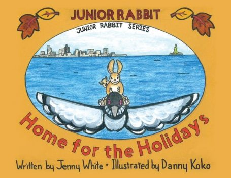 Junior Rabbit Home for the Holidays, Jenny White