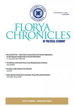 Florya Chronicles of Political Economy, Florya Chronicles of Political Economy