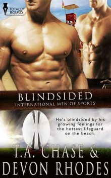Blindsided, T.A.Chase, Devon Rhodes