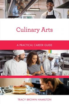 Culinary Arts, Kezia Endsley, Tracy Brown Hamilton