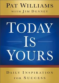 Today Is Yours, Pat Williams
