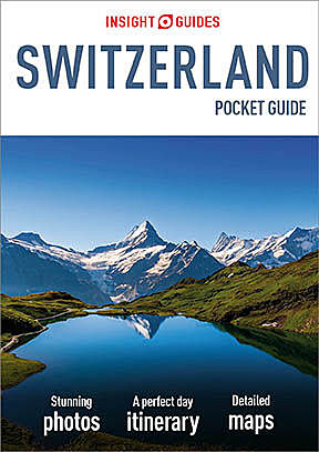 Berlitz: Switzerland Pocket Guide, Berlitz