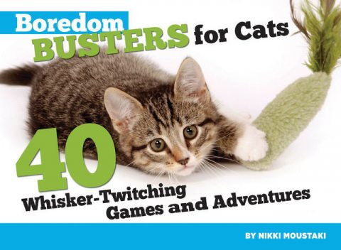 Boredom Busters for Cats, Nikki Moustaki