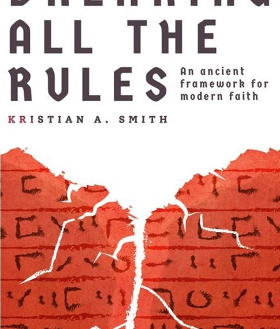 Breaking All the Rules, Kristian Smith