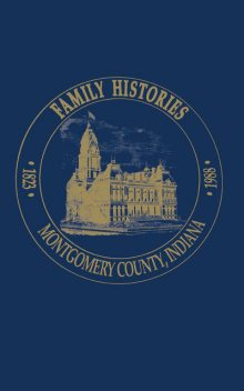Montgomery Co, IN, Society, Montgomery County Historical