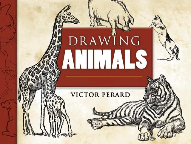 Drawing Animals, Victor Perard