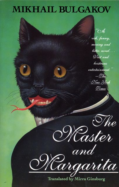 The Master and Margarita, Mikhail Bulgakov