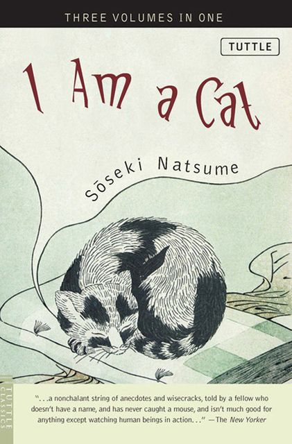 I Am a Cat, Soseki Natsume