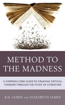 Method to the Madness, B.H. James, Elizabeth James
