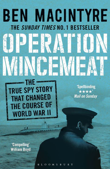 Operation Mincemeat, Ben Macintyre